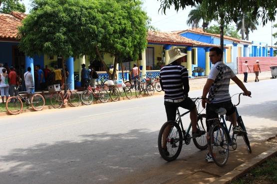 Cuba - Viñales - La ville (14)