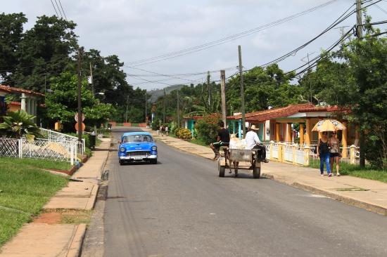 Cuba - Viñales - La ville (7)