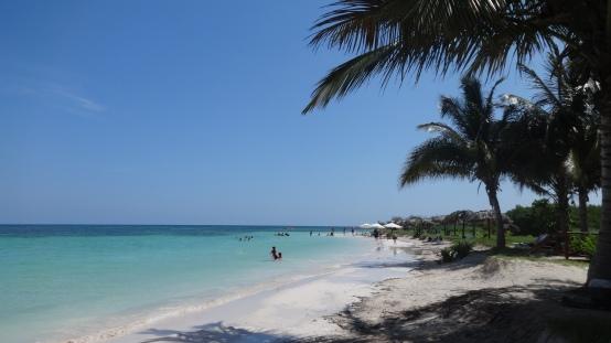 La plage de Cayo Jutias