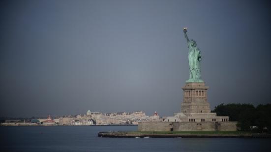 Mme Liberty !!