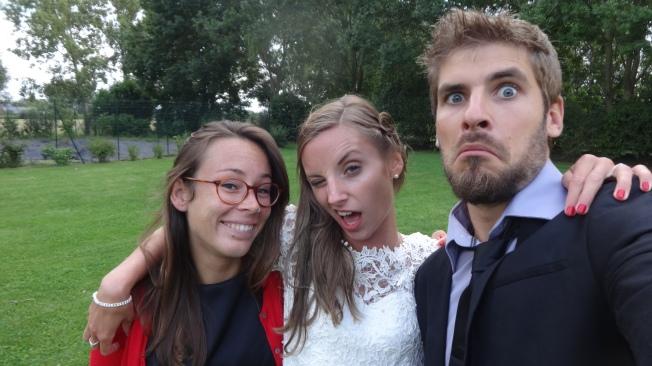 A MONT DOL, au superbe mariage de Mélanie et Antoine