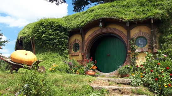 2018 - 01 - Hobbiton - Cul de sac