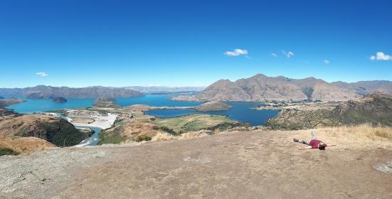 2018-02 - Wanaka - Diamond Lake View point (2)
