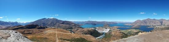 2018-02 - Wanaka - Diamond Lake View point (4)