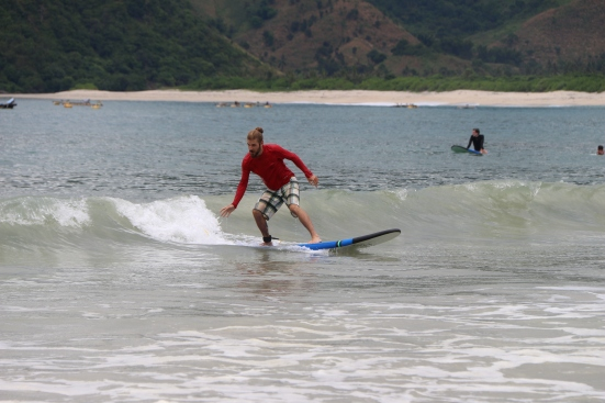 2018 - 03 - Lombok - Kuta Cours de surf (15)