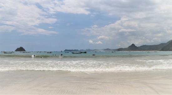 2018 - 03 - Lombok - Kuta Cours de surf (7)